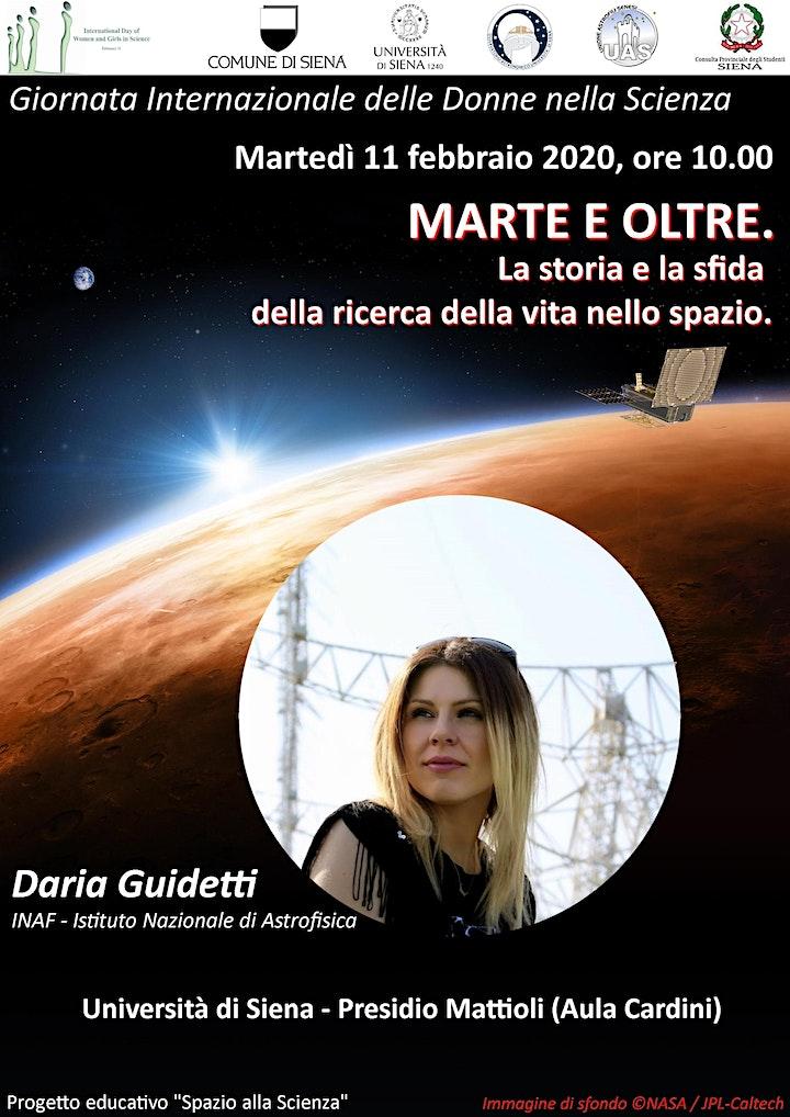 Immagine Marte e oltre: la storia e la sfida della ricerca della vita nello spazio.