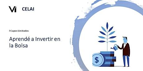 Curso de Análisis e Inversiones en la Bolsa l 8° Edición entradas