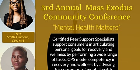 3rd Annual Mass Exodus Community Conference tickets