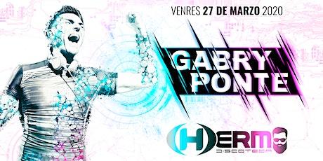 Gabry Ponte @ Discoteca Hermo entradas