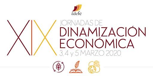 Jornadas de Dinamización Económica de ILDEFE