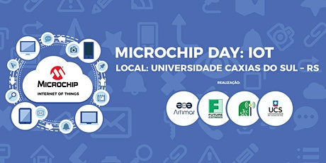 Microchip Day: IoT ingressos