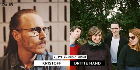 Kristoff & Dritte Hand | Austrian Music Night @ Rififi Tickets