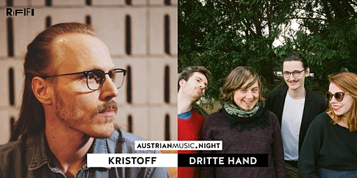 Kristoff & Dritte Hand | Austrian Music Night @ Rififi