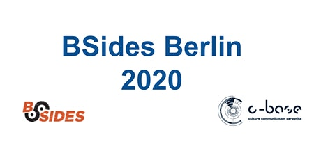 BSides Berlin 2020 tickets