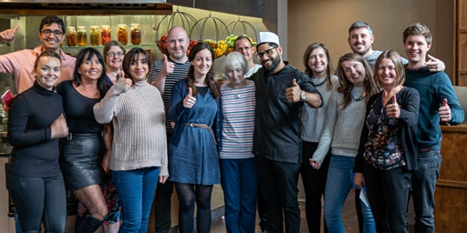 Zouk Indian Cooking Class: British Favourites
