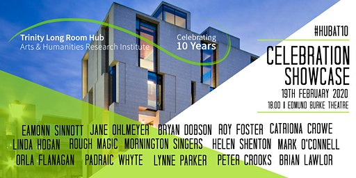 Celebration Showcase | 10 years of the Trinity Long Room Hub