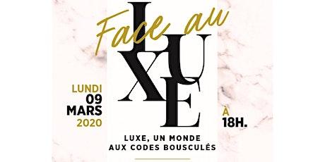 EAC Lyon - Table ronde  Luxe billets