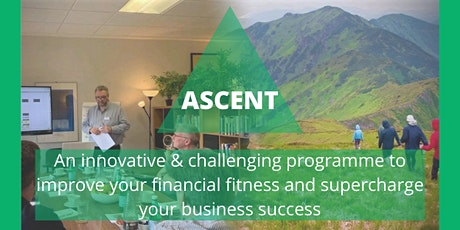Ascent Taster Session tickets
