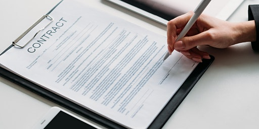 Real Estate Contract & Purchase Agreement Clauses- 3 Hour Free CE  Lawrenceville