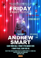 Friday Fight Night @Elgin Town Hall: An evening of Professional Boxing