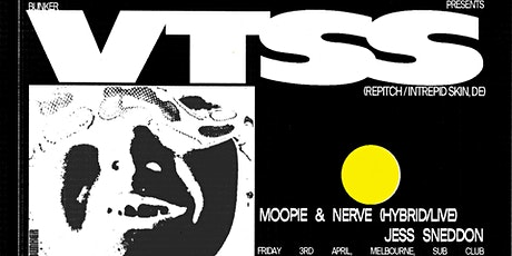 Bunker presents VTSS tickets