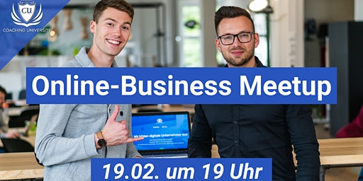 Online-Business & Marketing Meetup by Coaching University