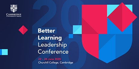 Better Learning Leadership Conference 2020 tickets