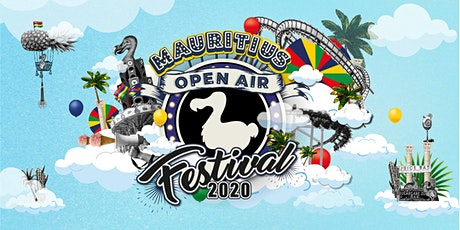 Mauritius Open Air Festival 2020 tickets