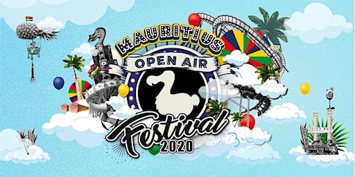Mauritius Open Air Festival 2020