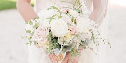 Wedding Floral Design Class 1: The Bouquet
