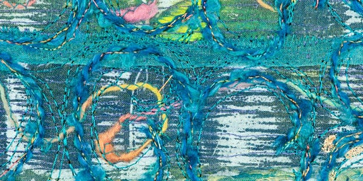 CTN Workshop - Mixing It All Up: FreeMachine Embroidery by Arlene Shawcross