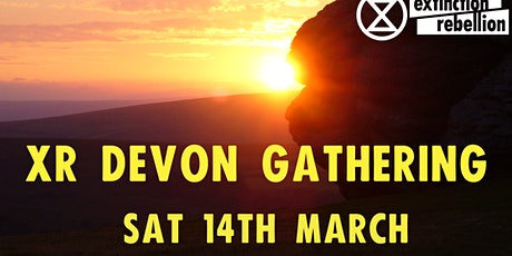 XR Devon Gathering tickets