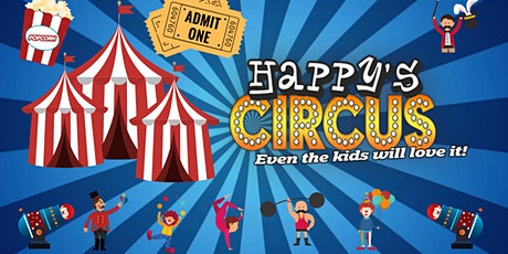 Rose Road's Happy Circus tickets