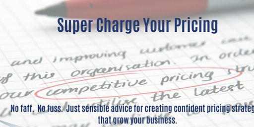 Supercharge Your Pricing Workshop