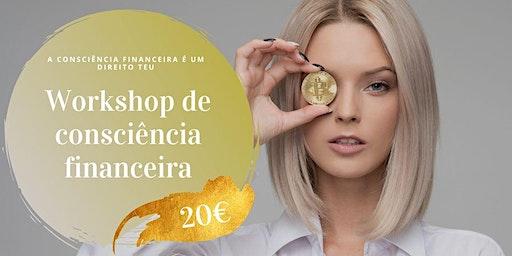 Workshop de Consciência Financeira