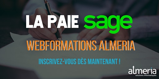 WEBFORMATIONS ALMERIA - SAGE PAIE