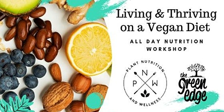 Living & Thriving on a Vegan Diet tickets