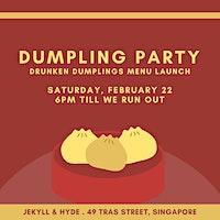Dumpling Party: Drunken Dumplings Menu Launch