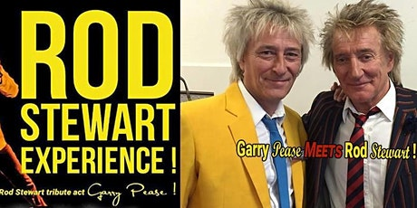 Rod Stewart Experience tickets