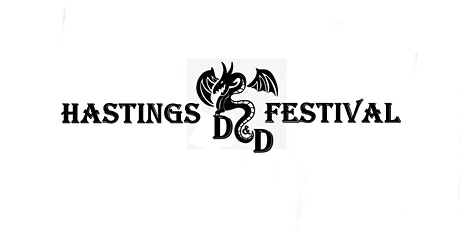 Hastings D&D Festival tickets