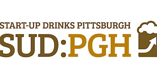 Startup Drinks Pittsburgh - April