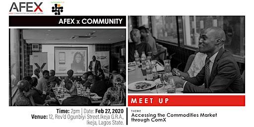 AFEX x Community Meet Up