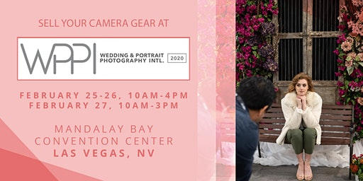 Sell Your Camera Gear at WPPI