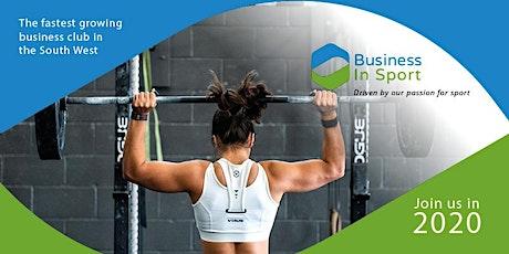 Business in Sport – Business summit tickets