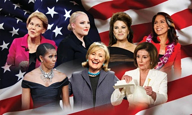 A Very Drag & Burlesque Tribute Show to the Women of Politics! tickets