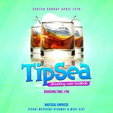 TipSea Shocking Color Boat Ride Easter Sunday tickets
