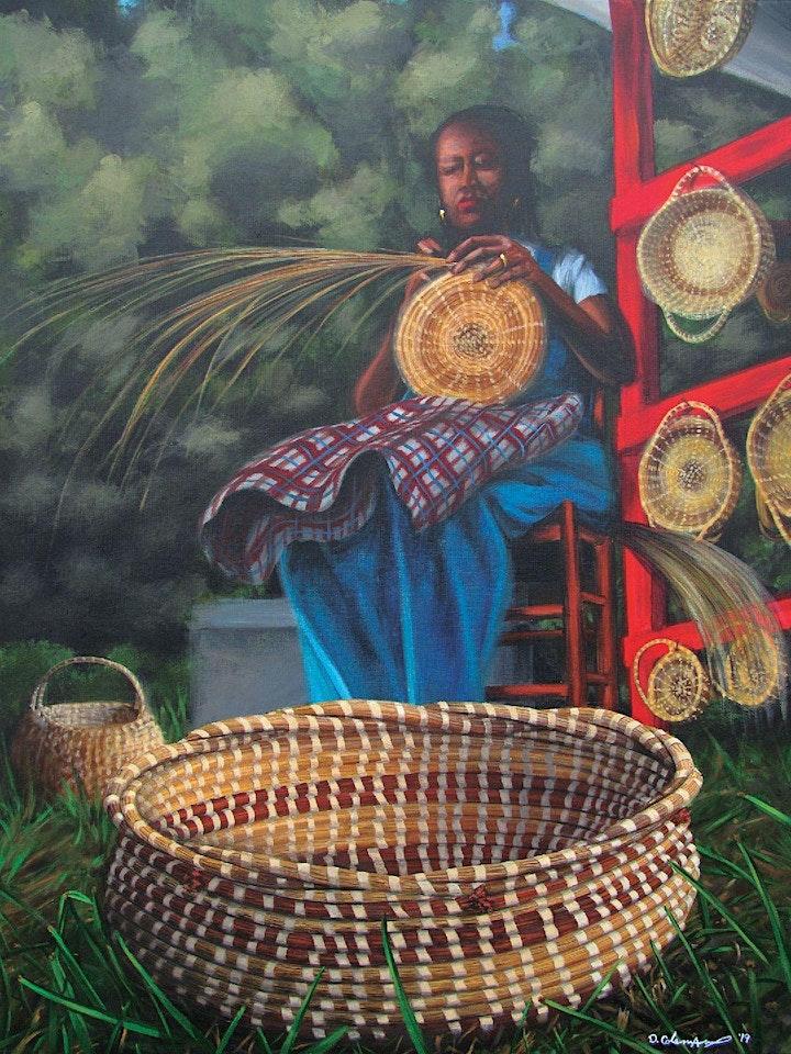 Growing Up Gullah Art Opening, Gullah Tasting & Book Signing @Neema Gallery image