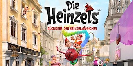 FAMILIENKINO: Die Heinzels - Rückkehr der Heinzelmännchen Tickets