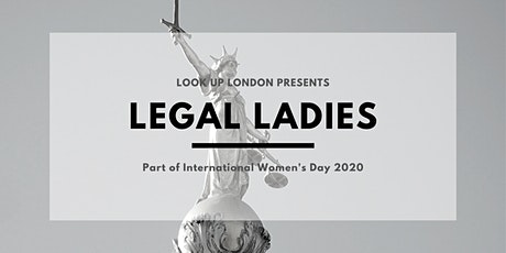 International Women's Day Walks: Legal Ladies tickets