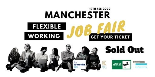 Jobs & Returnships Event - The FindYourFlex Group