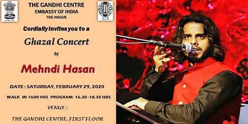 Ghazal Concert by Mehndi Hasan