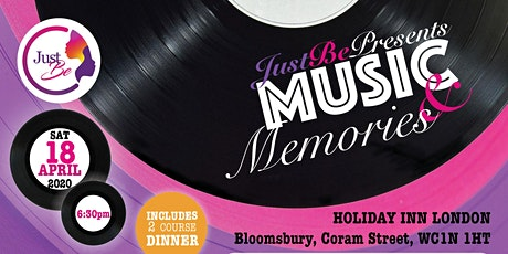Music and Memories tickets