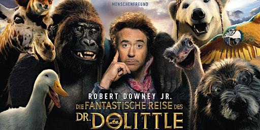 FAMILIENKINO: Die fantastische Reise des Dr. Dolittle