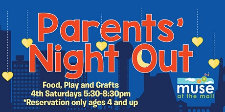 Parents' Night Out February 2020 tickets