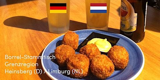 Borrel Stammtisch in der deutsch-niederländischen Grenzregion