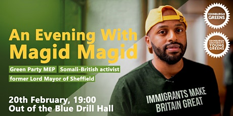 An Evening With Magid tickets