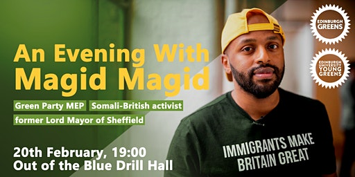 An Evening With Magid