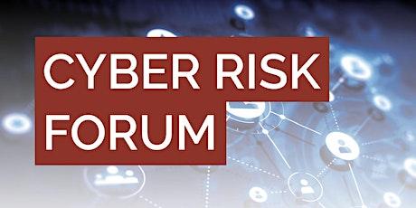 Cyber Risk Forum – Focus & claireLOGIC tickets