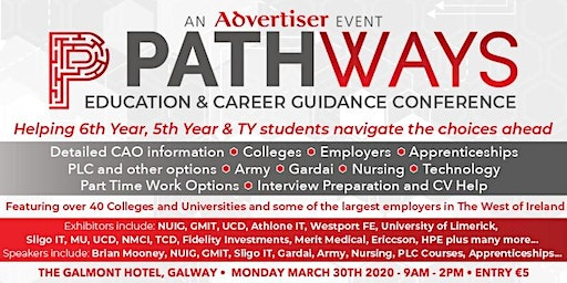 Pathways - Education and Careers Guidance Conference